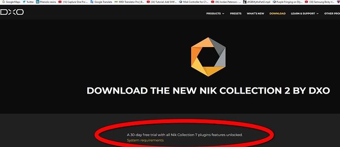 DXO-Nik Download