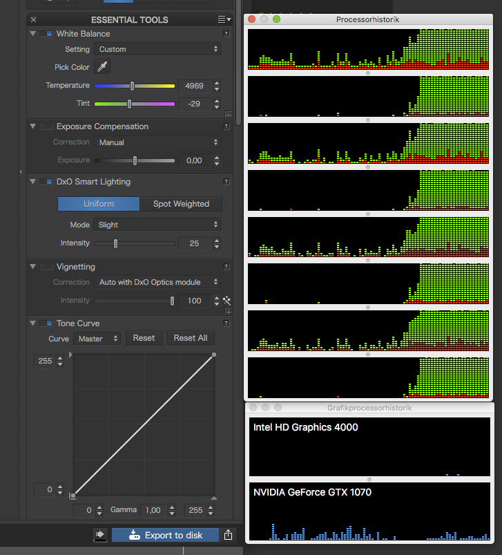 Please support GPU acceration for RAW file editing! - Which